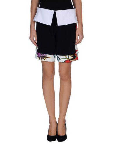 Just Cavalli Shorts In Black