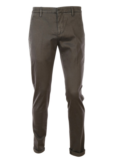 Dondup Casual Pants In Grey