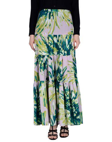Just Cavalli Maxi Skirts In Lilac