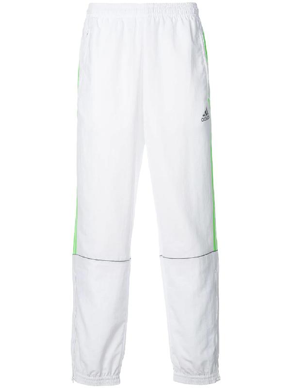 6d2ea630165c3 Gosha Rubchinskiy X Adidas Track Pants - White