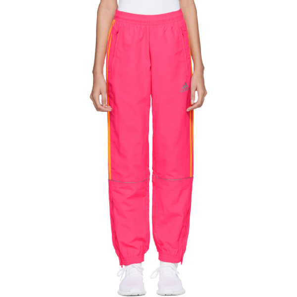Gosha Rubchinskiy Pink Adidas Originals Edition Tracks Pants