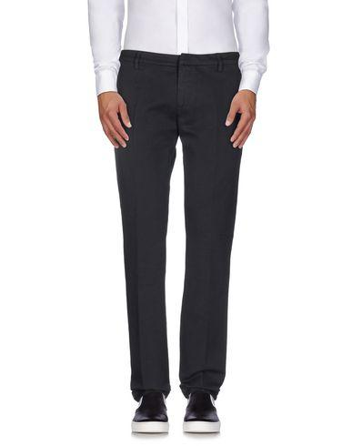 Dondup Casual Pants In Dark Blue