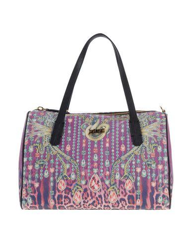 Just Cavalli Handbag In Purple