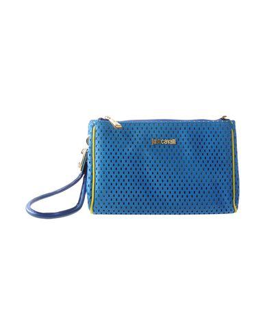 Just Cavalli Handbag In Azure