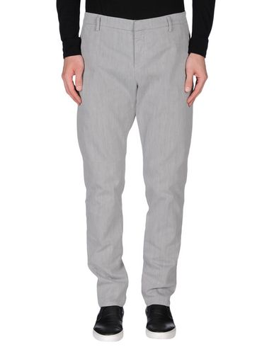 Dondup Casual Pants In Light Grey