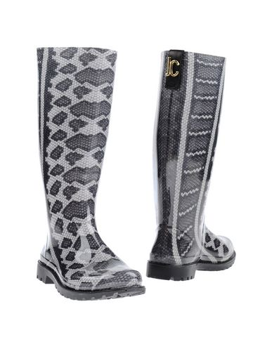 Just Cavalli Boots In Grey