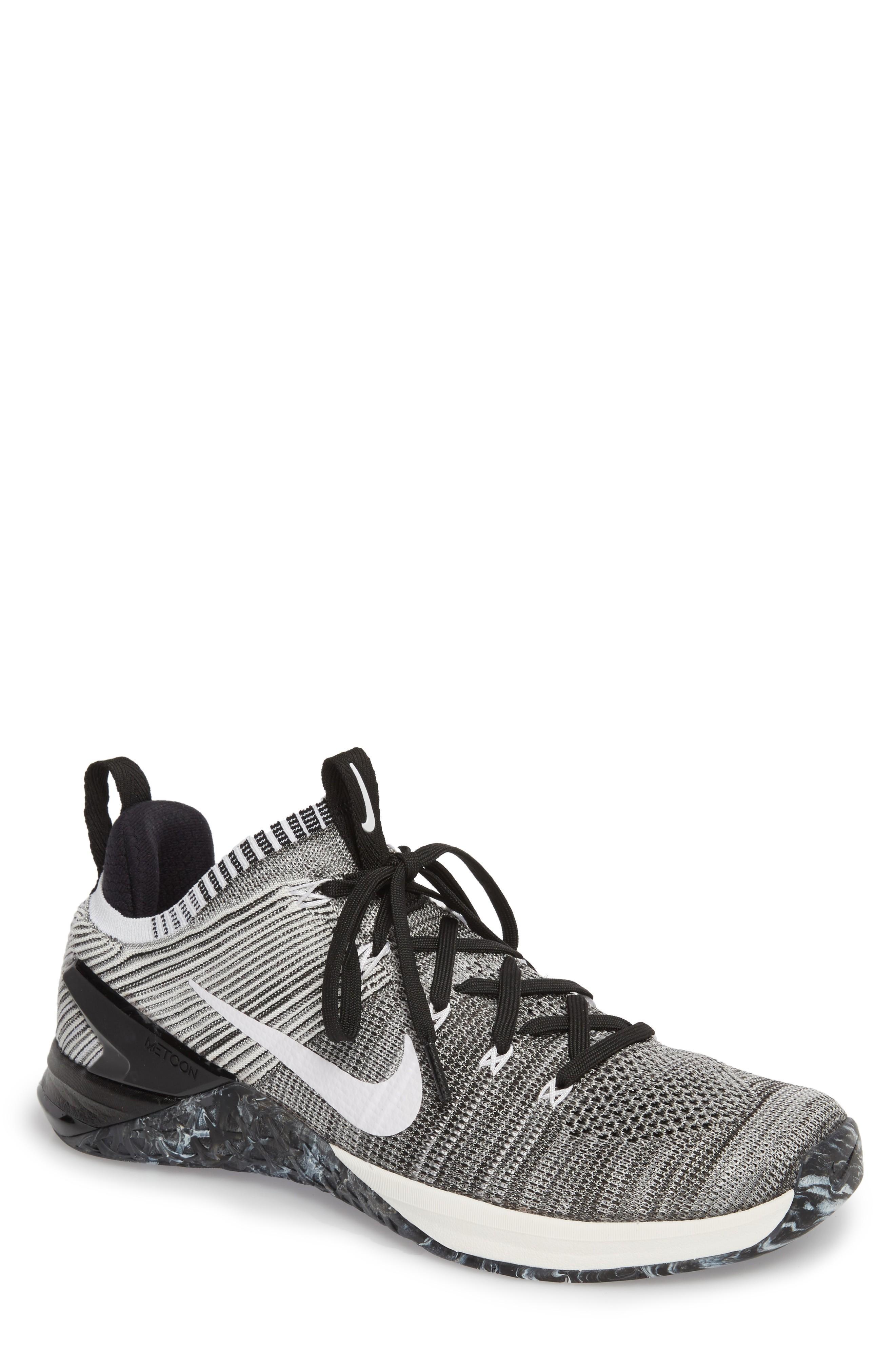 120209eb43aa Nike Metcon Dsx Flyknit 2 Training Shoe In Matte Silver  Light Silver
