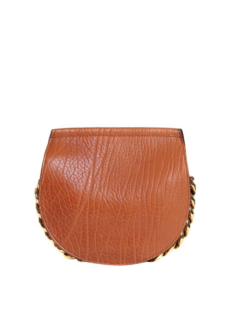 bcd21abcc9 Givenchy Infinity Saddle Shoulder Bag In Marrone