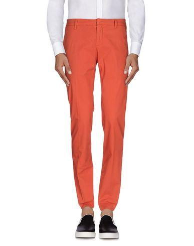Dondup Casual Pants In Rust