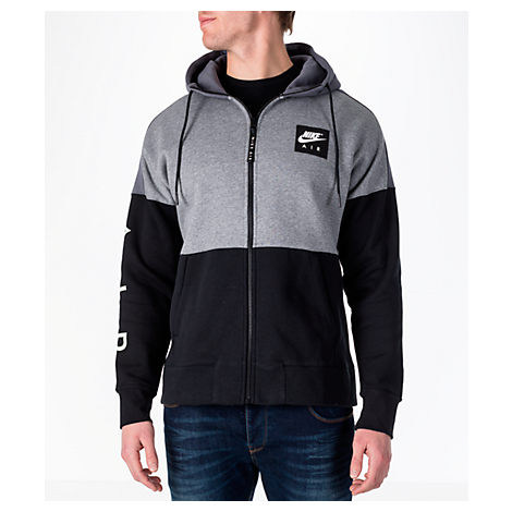 e80eed1a6214 Nike Men s Sportswear Air Full-Zip Hoodie