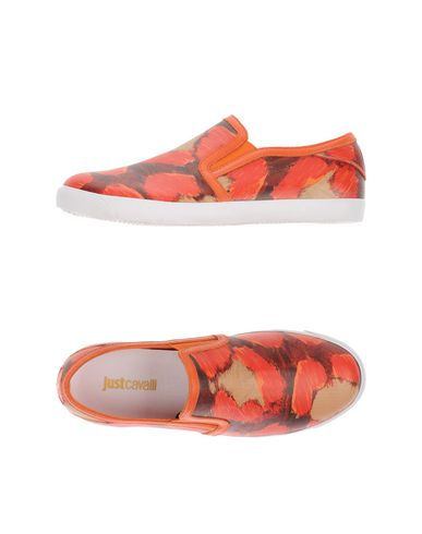 Just Cavalli Sneakers In Red