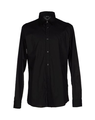 Just Cavalli Shirts In Black