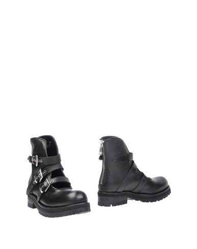 Dondup Ankle Boot In Black