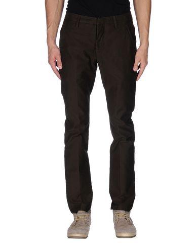 Dondup Casual Pants In Dark Brown