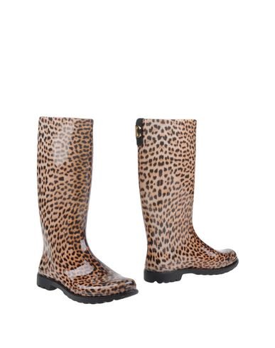 Just Cavalli Boots In Sand
