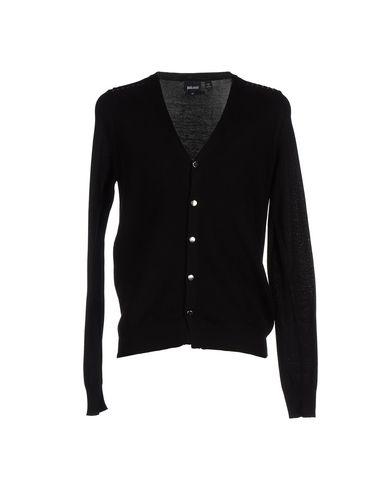 Just Cavalli Cardigan In Black