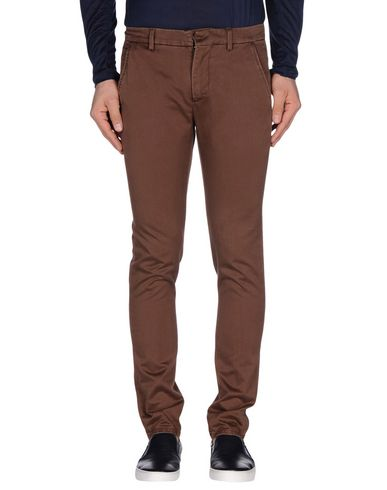Dondup Casual Trouser In Cocoa