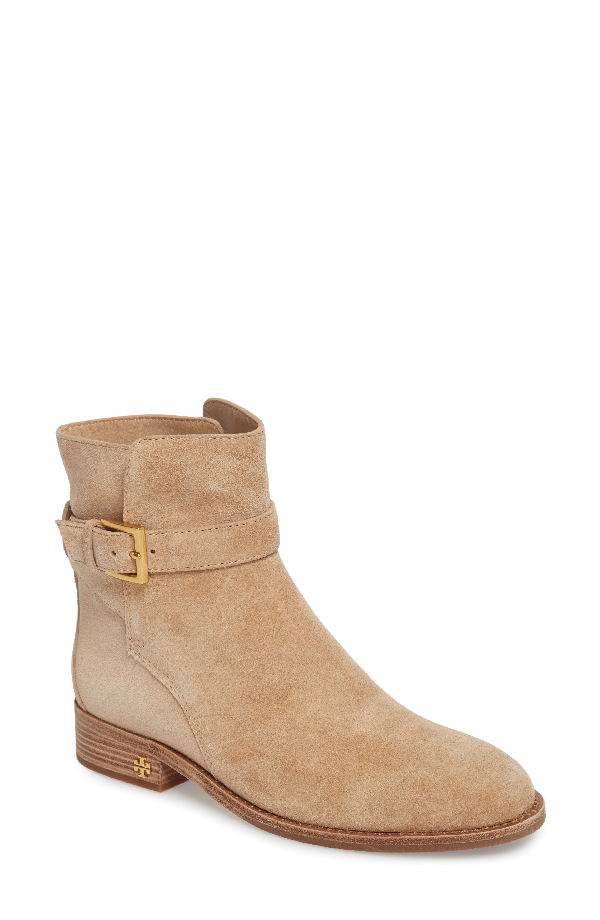06caa1077073 Tory Burch Brooke Bootie In Perfect Sand