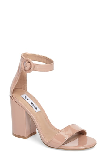c2911960506 Friday Sandal in Blush Suede