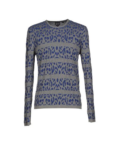 Just Cavalli Sweater In Grey