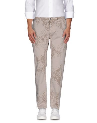 Just Cavalli Casual Pants In Light Grey