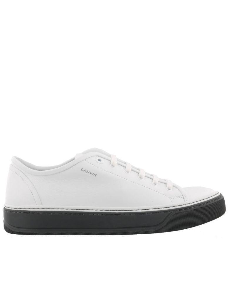 Lanvin Sneaker In White