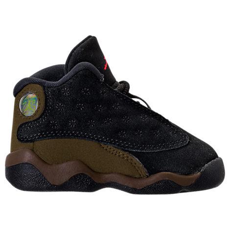 fbdf74e3794788 Nike Boys  Toddler Air Jordan Retro 13 Basketball Shoes