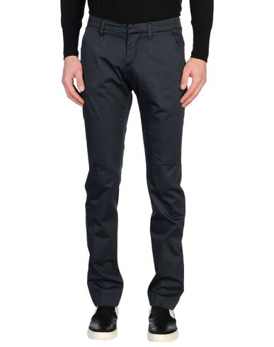 Dondup Casual Trouser In Dark Blue