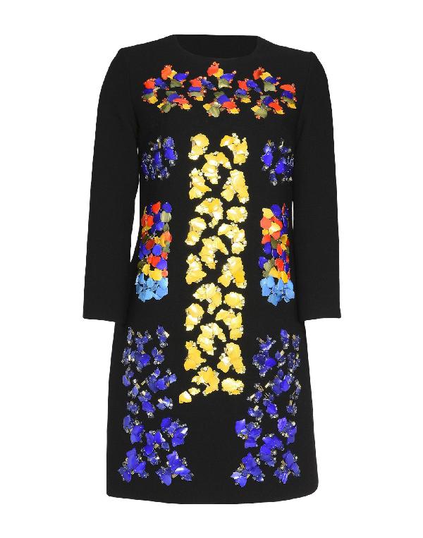 Peter Pilotto Short Dresses In Black