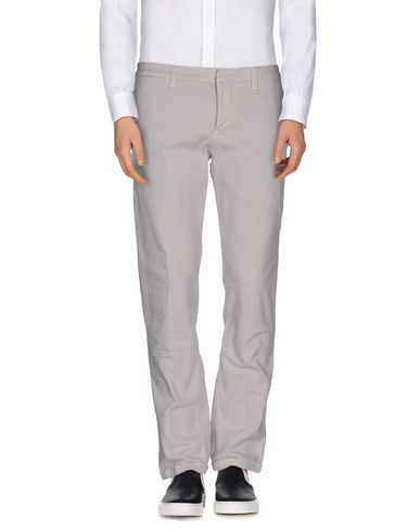 Dondup Casual Trouser In Light Grey