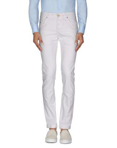 Dondup Casual Pants In White