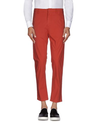 Dondup Casual Trouser In Rust