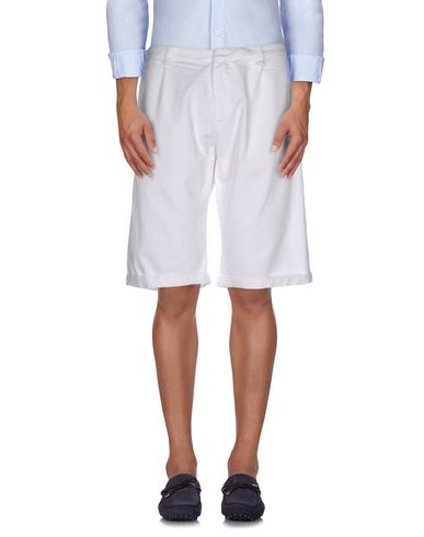 Dondup Shorts In White