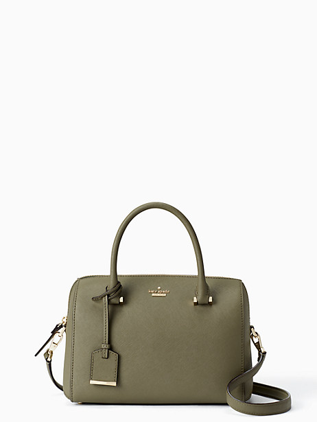 Kate Spade Cameron Street Large Lane In Olive