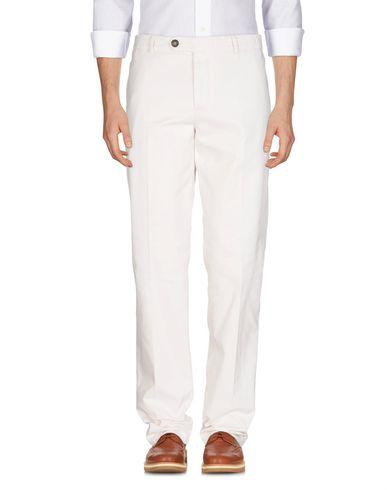 Brunello Cucinelli Casual Pants In Ivory