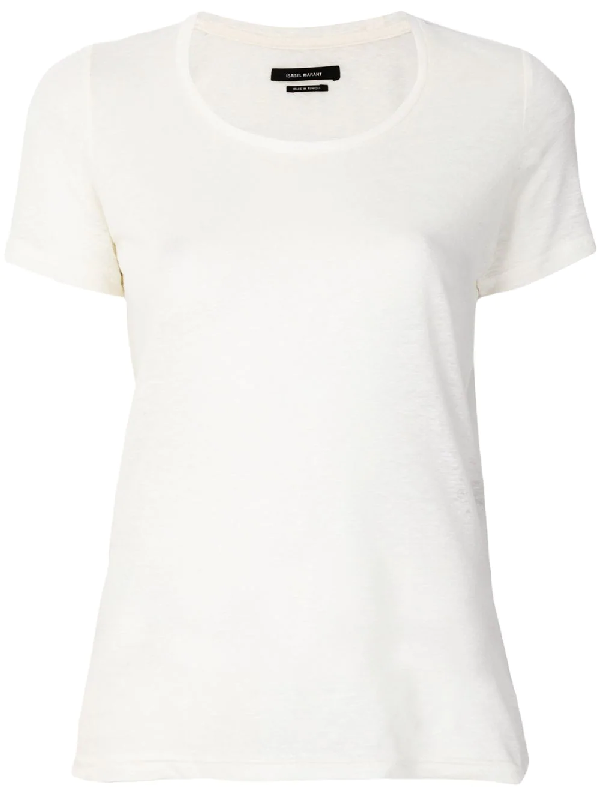 Isabel Marant Mika T In White