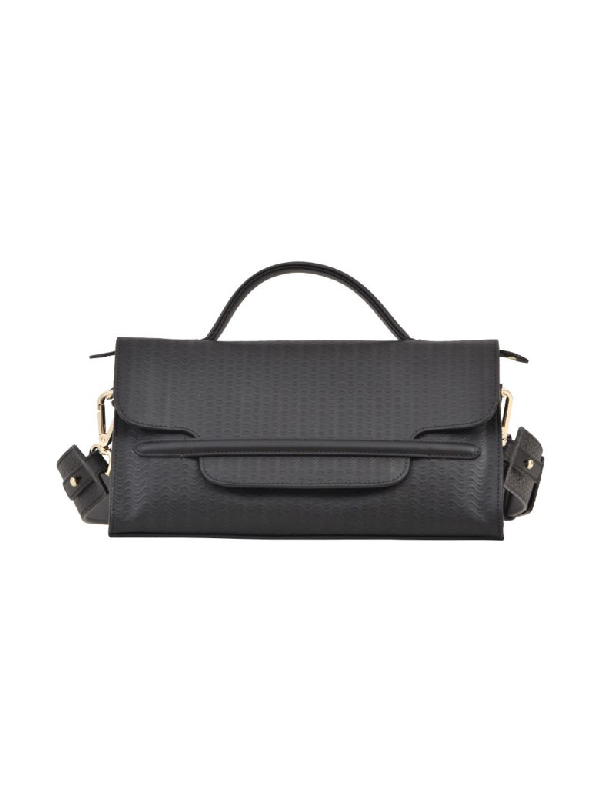 Zanellato Nina S Bag In Black
