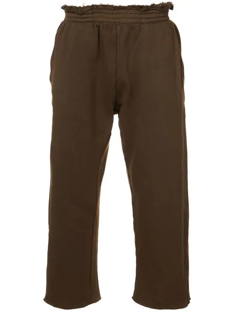 Camiel Fortgens Cropped Trousers