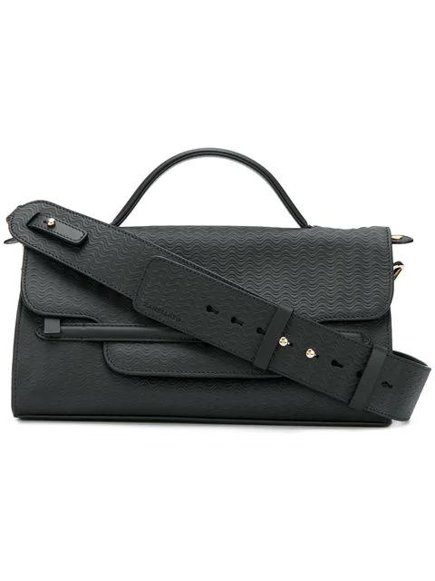Zanellato Nina Shoulder Bag In Black