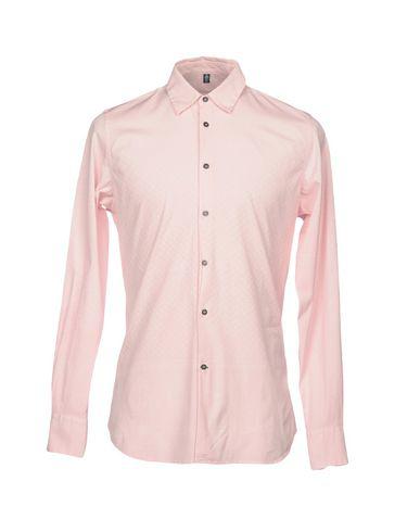 Dondup Shirts In Light Pink
