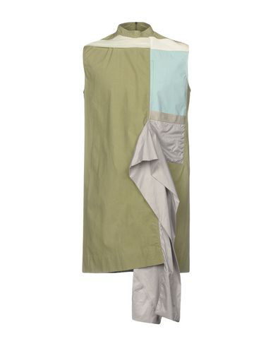 Rick Owens T-shirts In Military Green