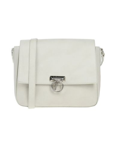 Versace Handbags In White