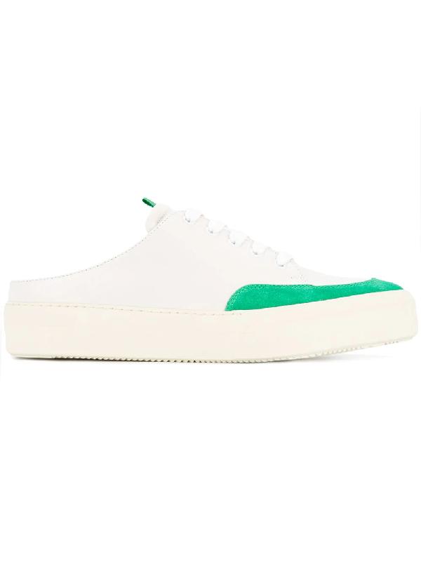 Sunnei Sabot Sneakers