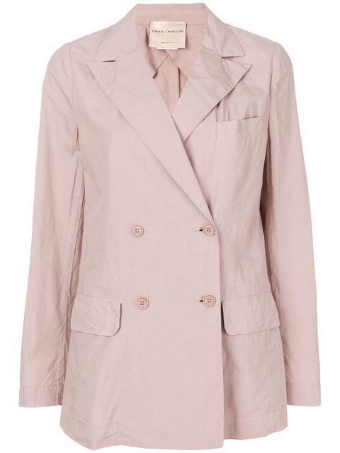 Erika Cavallini Double Breasted Jacket