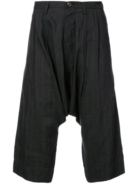 Ziggy Chen Striped Relaxed Trousers