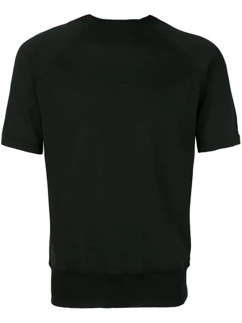 Lanvin Sweatshirt T-shirt - Black