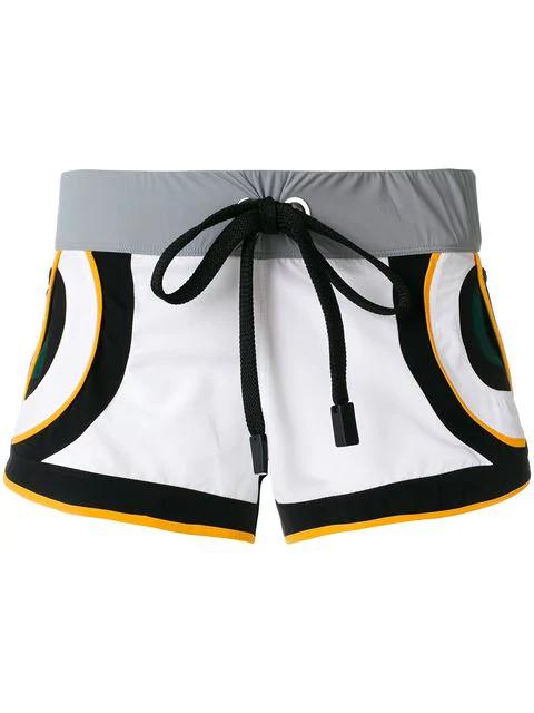 No Ka'oi Color Block Shorts