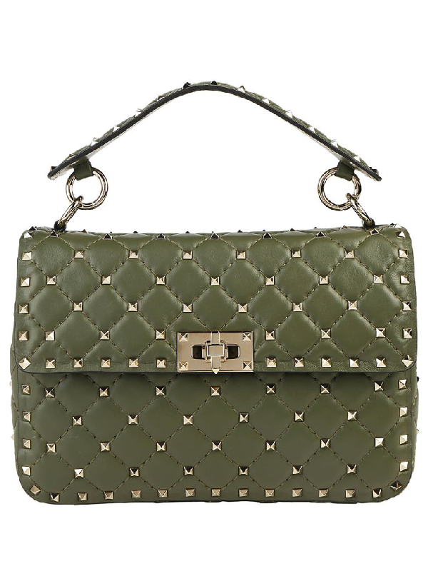Valentino Shoulder Bag In Oasis