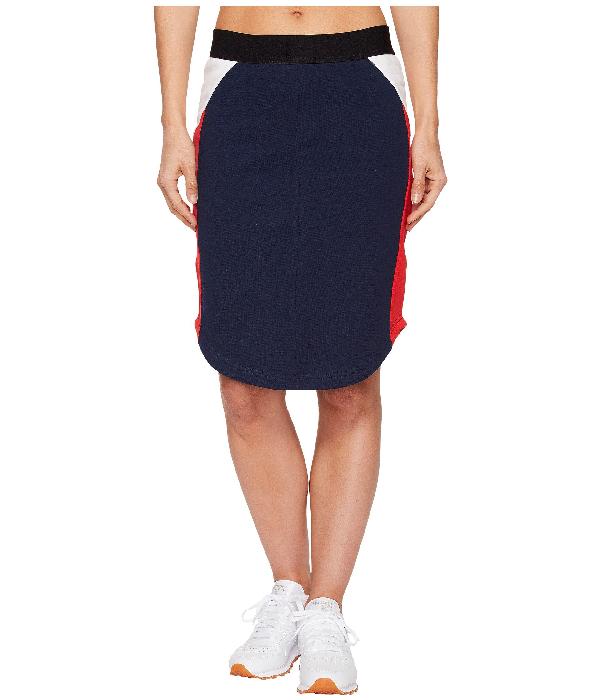 Reebok Classics French Terry Skirt, Collegiate Navy