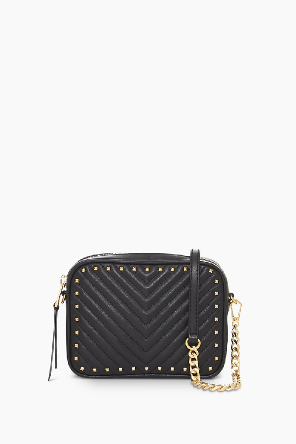 Rebecca Minkoff Becky Camera Crossbody In Black